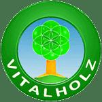 Vitalholz Logo