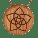 Amulett Venusblume