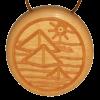 Amulett Cheops Symbol Ahorn
