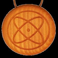 Amulett Kosmos Symbol Laerche