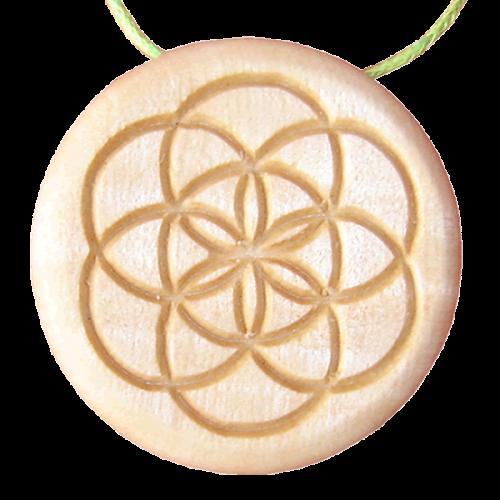Amulett Same des Lebens Symbol Ahorn