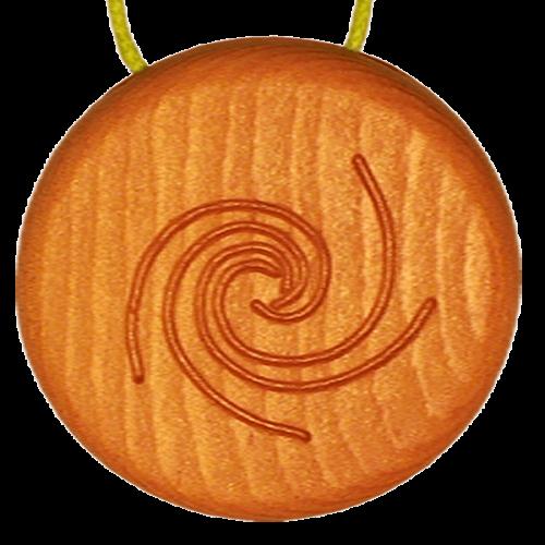 Amulett Sea Symbol Laerche Vorne