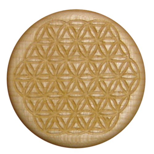 Flower of Life Intens Symbol
