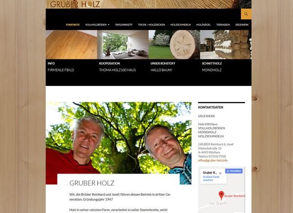 Gruber Holz Wolfern